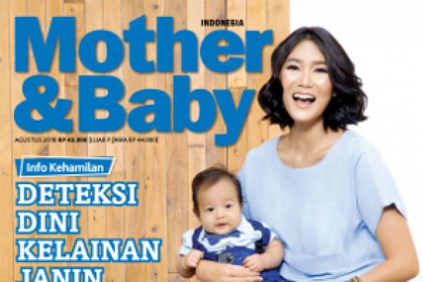 Cover Agustus 2018: read it and you will know all about Cover Agustus 2018 for moms, the most interesting about Cover Agustus 2018 on a site motherandbaby.co.id