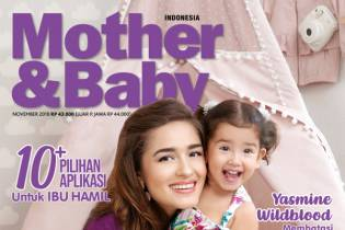 Cover Of The Month: read it and you will know all about Cover Of The Month for moms, the most interesting about Official Content on a site motherandbaby.co.id