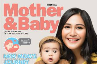 Cover Of The Month: read it and you will know all about Cover Of The Month for moms, the most interesting about Cover Of The Month on a site motherandbaby.co.id