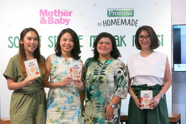 Solusi Simple Masak MPASI yang Penuh Nutrisi untuk Anak: read it and you will know all about Solusi Simple Masak MPASI yang Penuh Nutrisi untuk Anak for moms, the most interesting about Solusi Simple Masak MPASI yang Penuh Nutrisi untuk Anak on a site motherandbaby.co.id