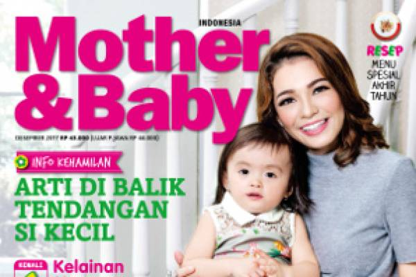 Cover Desember 2017: read it and you will know all about Cover Desember 2017 for moms, the most interesting about Cover Desember 2017 on a site motherandbaby.co.id