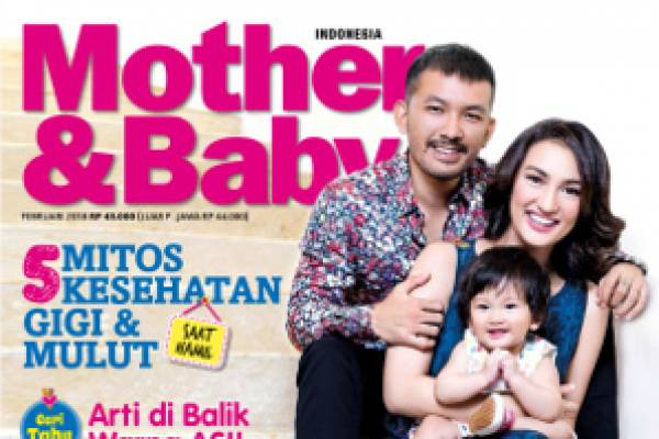 Cover Februari 2018: read it and you will know all about Cover Februari 2018 for moms, the most interesting about Cover Februari 2018 on a site motherandbaby.co.id