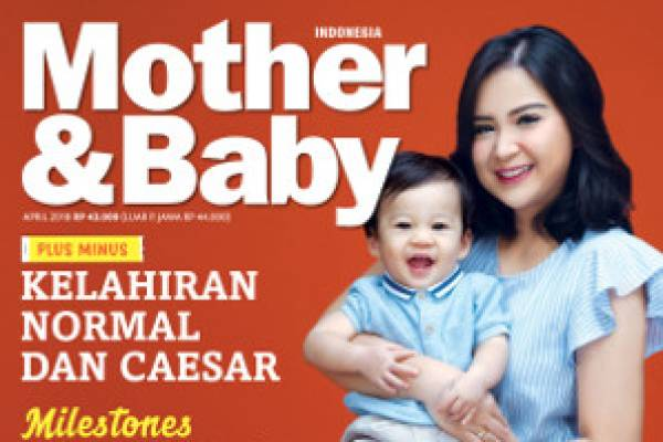 Cover April 2018 : read it and you will know all about Cover April 2018  for moms, the most interesting about Cover April 2018  on a site motherandbaby.co.id