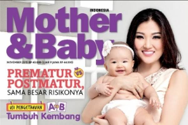 Cover November 2015: read it and you will know all about Cover November 2015 for moms, the most interesting about Cover November 2015 on a site motherandbaby.co.id