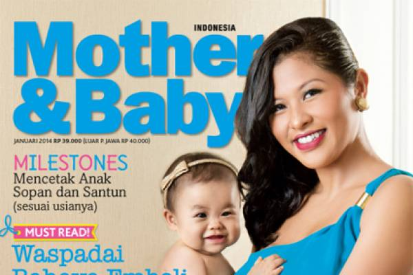 Cover Januari 2014: read it and you will know all about Cover Januari 2014 for moms, the most interesting about Cover Januari 2014 on a site motherandbaby.co.id
