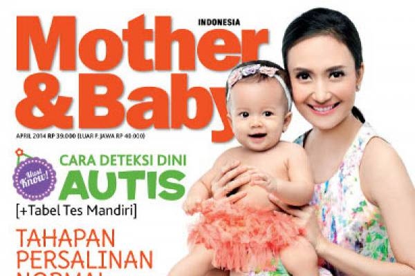 Cover April 2014: read it and you will know all about Cover April 2014 for moms, the most interesting about Cover April 2014 on a site motherandbaby.co.id