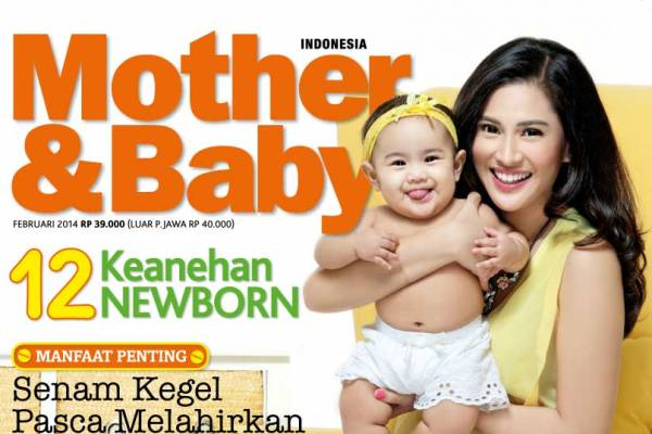 Cover Februari 2014: read it and you will know all about Cover Februari 2014 for moms, the most interesting about Cover Februari 2014 on a site motherandbaby.co.id