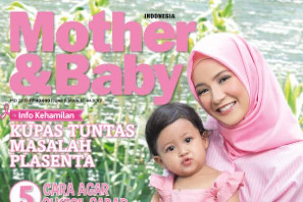 Cover Mei 2018: read it and you will know all about Cover Mei 2018 for moms, the most interesting about Cover Mei 2018 on a site motherandbaby.co.id