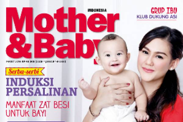 Cover Maret 2016: read it and you will know all about Cover Maret 2016 for moms, the most interesting about Cover Maret 2016 on a site motherandbaby.co.id
