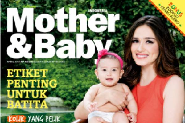 Cover April 2017: read it and you will know all about Cover April 2017 for moms, the most interesting about Cover April 2017 on a site motherandbaby.co.id