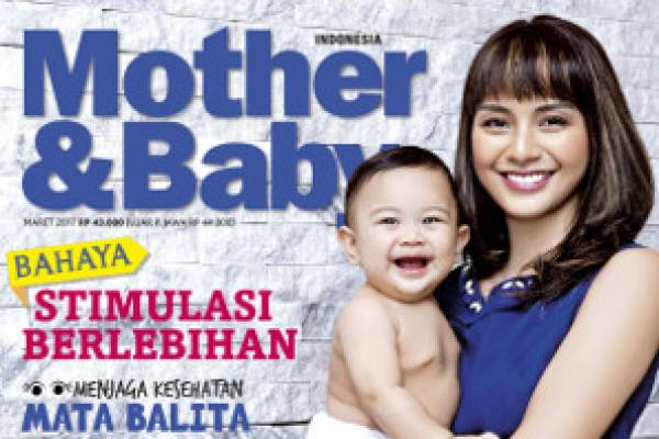 Cover Maret 2017: read it and you will know all about Cover Maret 2017 for moms, the most interesting about Cover Maret 2017 on a site motherandbaby.co.id