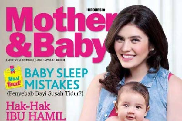 Cover Maret 2014: read it and you will know all about Cover Maret 2014 for moms, the most interesting about Cover Maret 2014 on a site motherandbaby.co.id