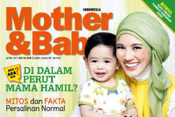 Cover April 2016: read it and you will know all about Cover April 2016 for moms, the most interesting about Cover April 2016 on a site motherandbaby.co.id