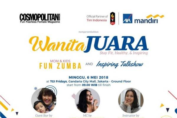 WANITA JUARA – Stay Fit, Healthy and Inspiring: read it and you will know all about WANITA JUARA – Stay Fit, Healthy and Inspiring for moms, the most interesting about WANITA JUARA – Stay Fit, Healthy and Inspiring on a site motherandbaby.co.id