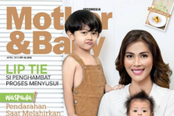 Cover April 2019: read it and you will know all about Cover April 2019 for moms, the most interesting about Cover April 2019 on a site motherandbaby.co.id