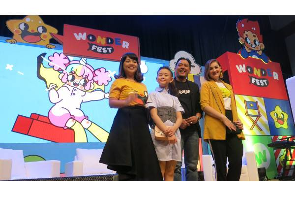 Ceria Bersama Keluarga di Wonderfest: read it and you will know all about Ceria Bersama Keluarga di Wonderfest for moms, the most interesting about Ceria Bersama Keluarga di Wonderfest on a site motherandbaby.co.id